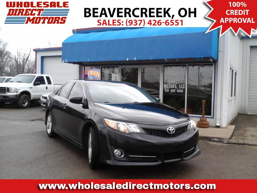 Used Toyota Camry 4dr Sdn I4 Auto SE Sport Limited Edition (Natl) 2012 | Wholesale Direct Motors. Beavercreek, Ohio