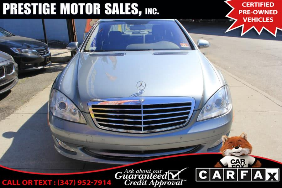 Used 2008 Mercedes-Benz S-Class in Brooklyn, New York | Prestige Motor Sales Inc. Brooklyn, New York