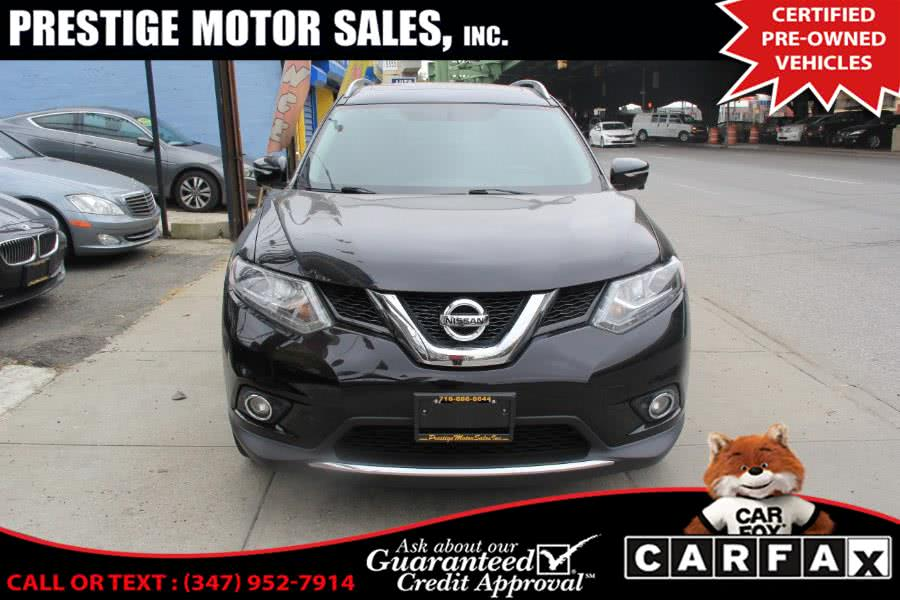 Used 2015 Nissan Rogue in Brooklyn, New York | Prestige Motor Sales Inc. Brooklyn, New York