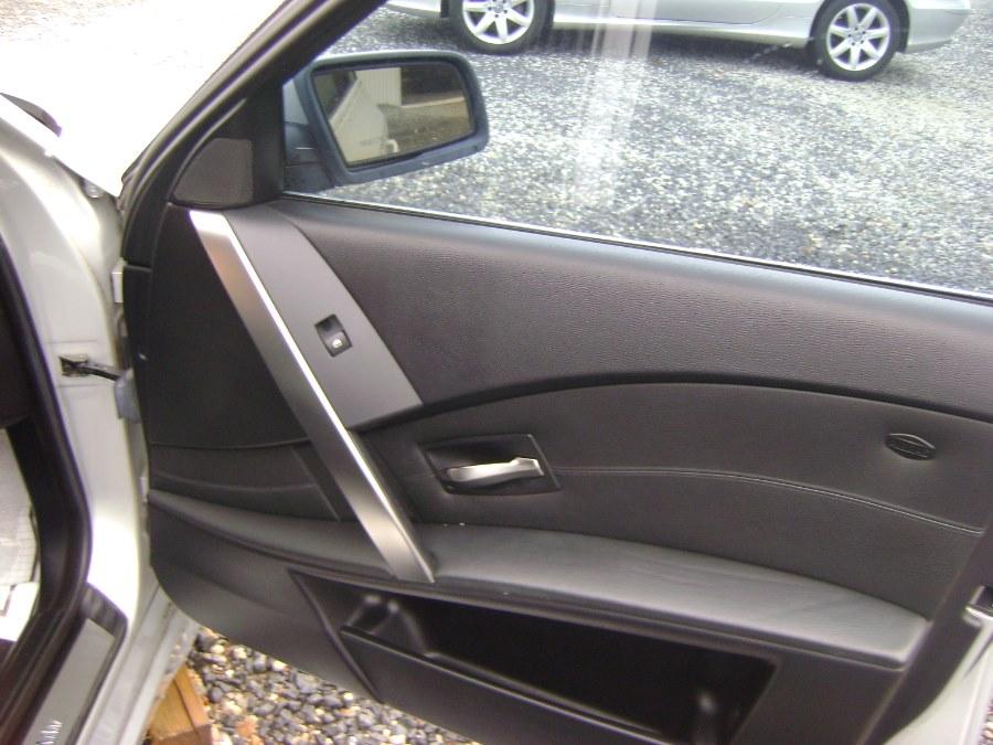 Used BMW 5 Series 545iA 4dr Sdn 6-Spd Auto 2004 | TSM Automotive Consultants Ltd.. West Babylon, New York