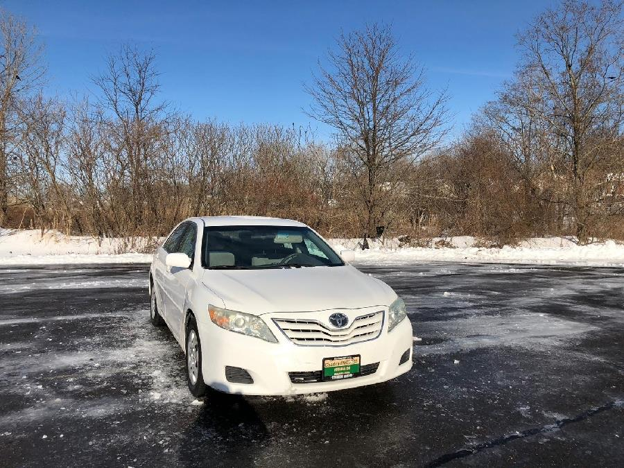 2010 Toyota Camry 4dr Sdn I4 Auto LE (Natl), available for sale in West Hartford, Connecticut | Chadrad Motors llc. West Hartford, Connecticut