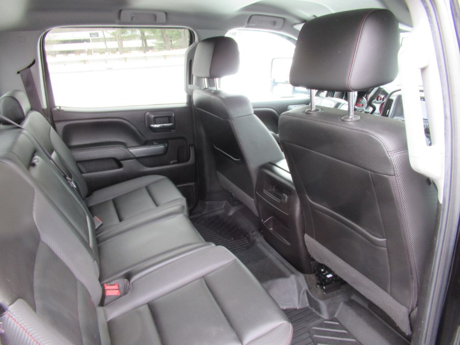 2016 GMC Sierra 2500HD 4WD Crew Cab 153.7