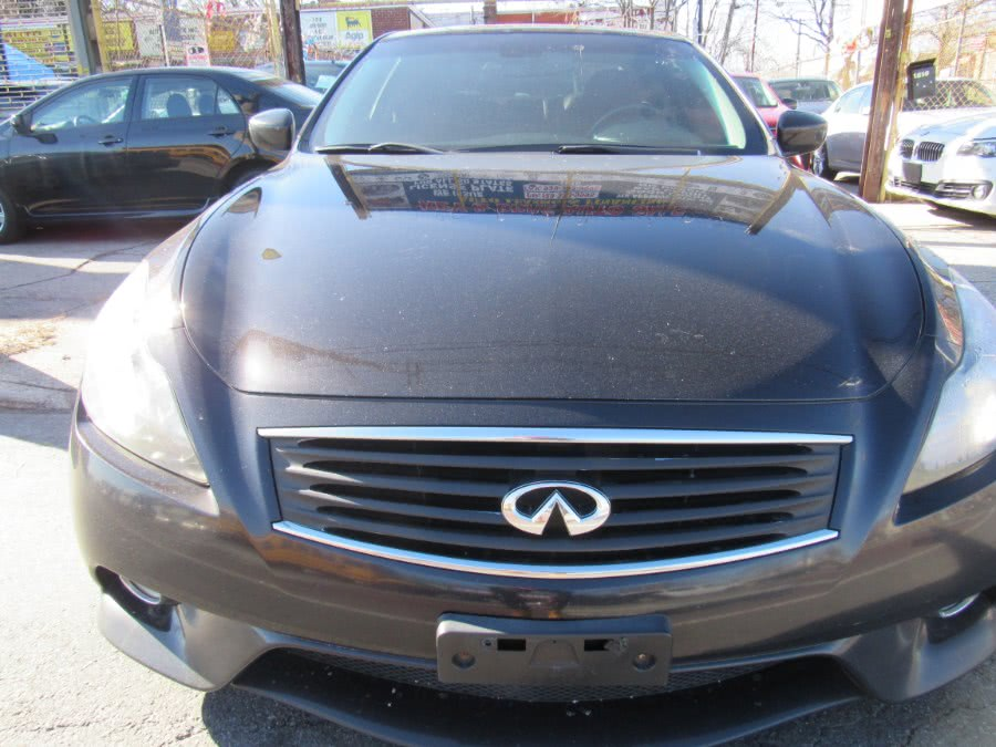 Used Infiniti G37 Coupe 2dr x AWD 2012 | Deals on Wheels International Auto. Levittown, Pennsylvania