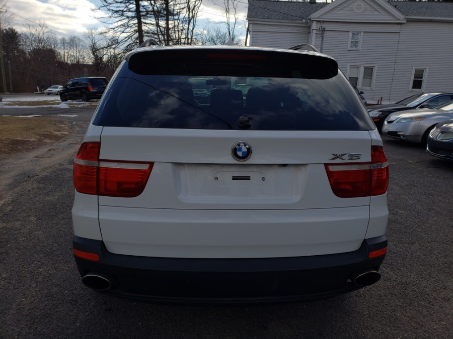 2008 BMW X5 AWD 4dr 3.0si Navi Roof Sport PKG, available for sale in East Windsor, Connecticut   Toro Auto. East Windsor, Connecticut