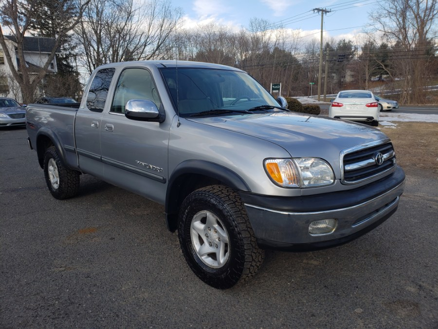 2002 Toyota Tundra SR5 4WD TRD PKG V8 Auto, available for sale in East Windsor, Connecticut | Toro Auto. East Windsor, Connecticut
