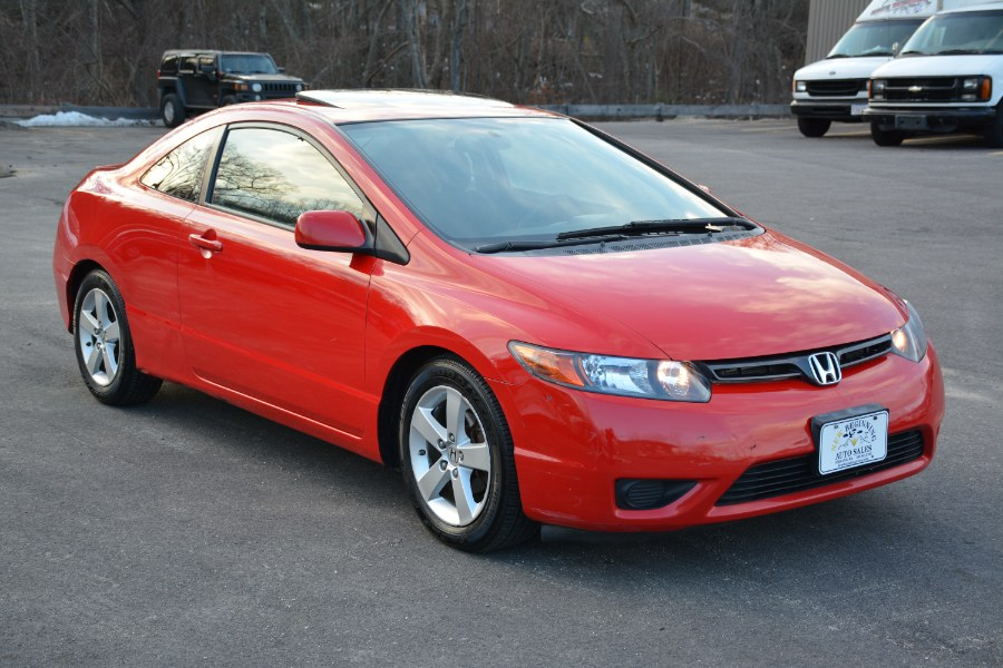 2008 Honda Civic Cpe 2dr Auto EX, available for sale in Ashland , Massachusetts | New Beginning Auto Service Inc . Ashland , Massachusetts
