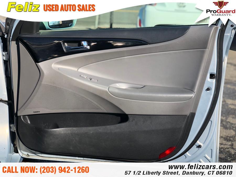 2013 Hyundai Sonata 4dr Sdn 2.4L Auto Limited, available for sale in Danbury, Connecticut | Feliz Used Auto Sales. Danbury, Connecticut