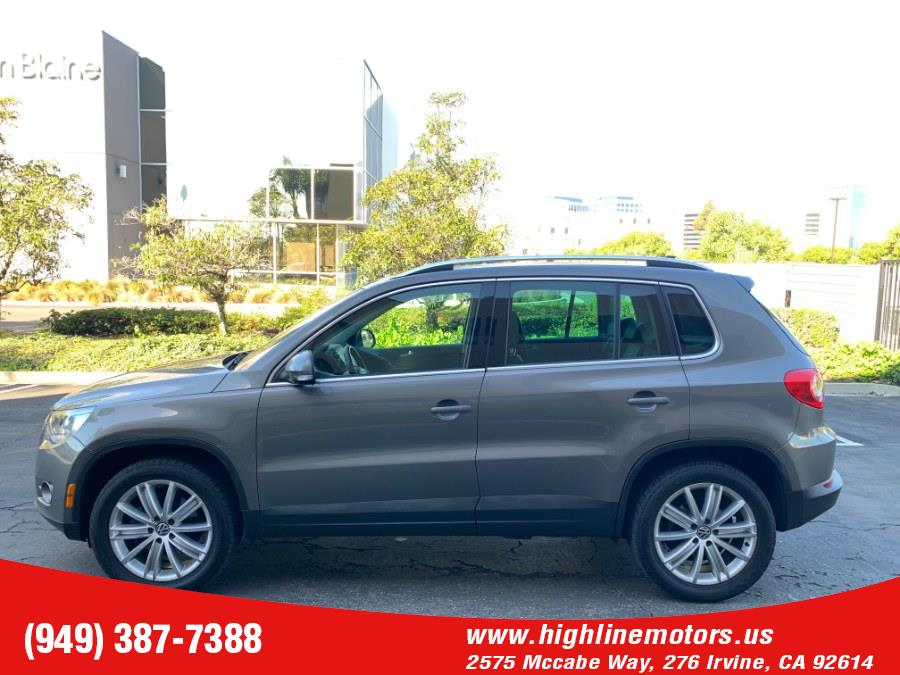 2009 Volkswagen Tiguan FWD 4dr SEL, available for sale in Irvine, California | High Line Motors LLC. Irvine, California