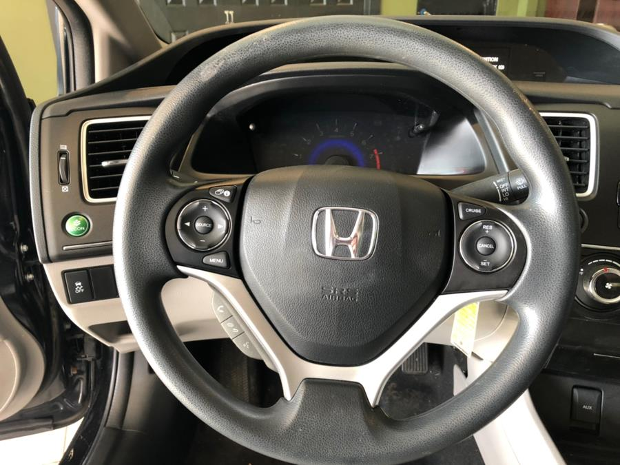 2015 Honda Civic Sedan 4dr CVT LX, available for sale in West Hartford, Connecticut | AutoMax. West Hartford, Connecticut