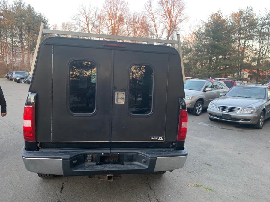 "Used Chevrolet Silverado 1500 4WD Reg Cab 133.0"" Work Truck 2008 | Automotive Edge. Cheshire, Connecticut"