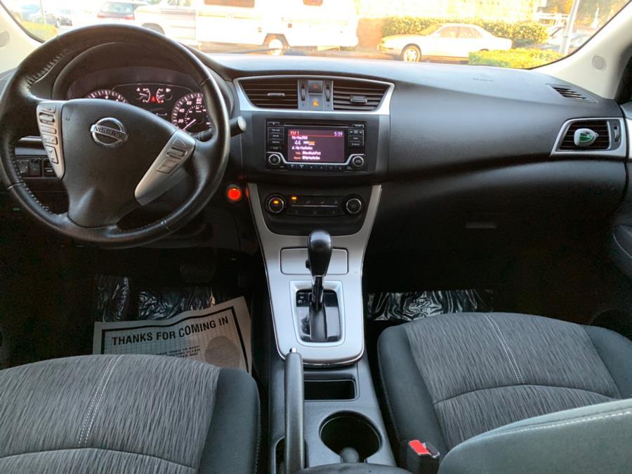 Used Nissan Sentra 4dr Sdn I4 CVT SV 2015 | Carvin OC Inc. Lake Forest, California