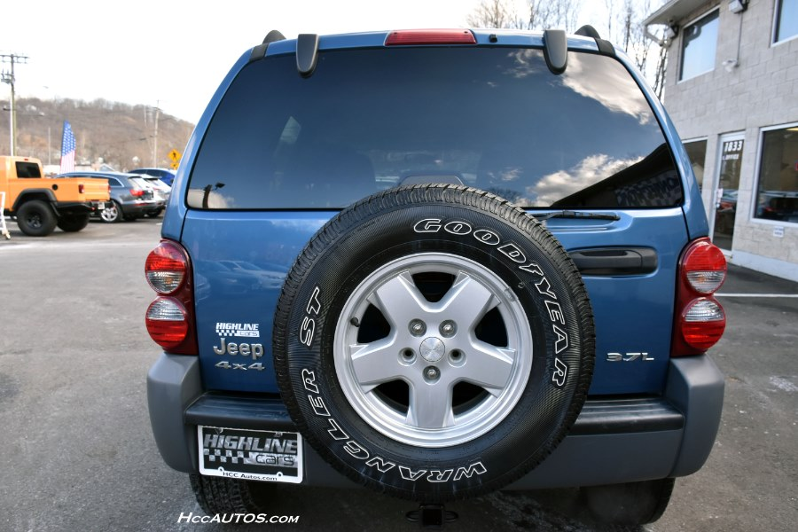 2006 Jeep Liberty 4dr Sport 4WD, available for sale in Waterbury, Connecticut | Highline Car Connection. Waterbury, Connecticut