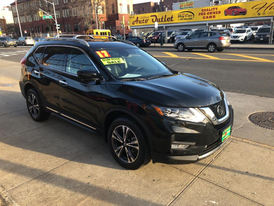 2017 Nissan Rogue AWD S, available for sale in Jamaica, New York | Sylhet Motors Inc.. Jamaica, New York