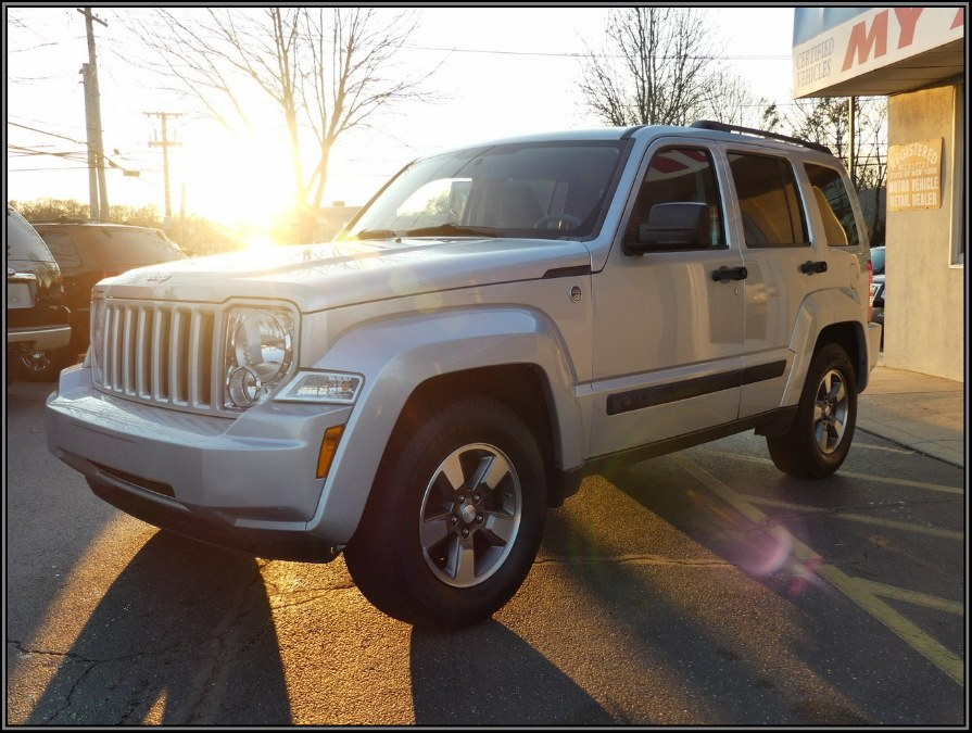 Used Jeep Liberty 4WD 4dr Sport 2008 | My Auto Inc.. Huntington Station, New York