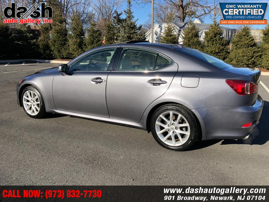 2012 Lexus IS 250 4dr Sport Sdn Auto RWD, available for sale in Newark, New Jersey | Dash Auto Gallery Inc.. Newark, New Jersey