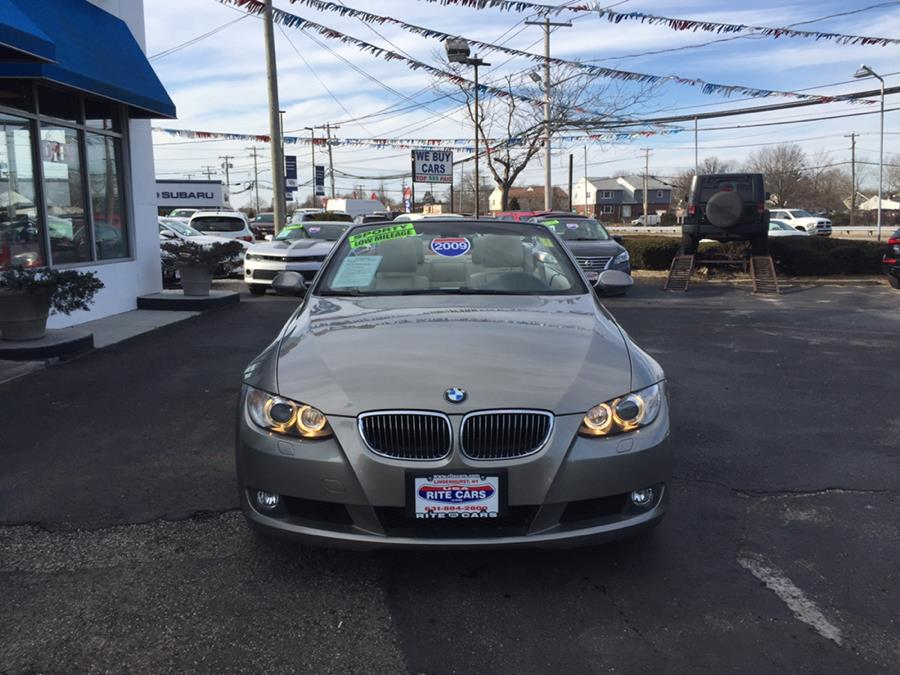 Used BMW 3 Series 2dr Conv 328i SULEV 2009 | Rite Cars, Inc. Lindenhurst, New York