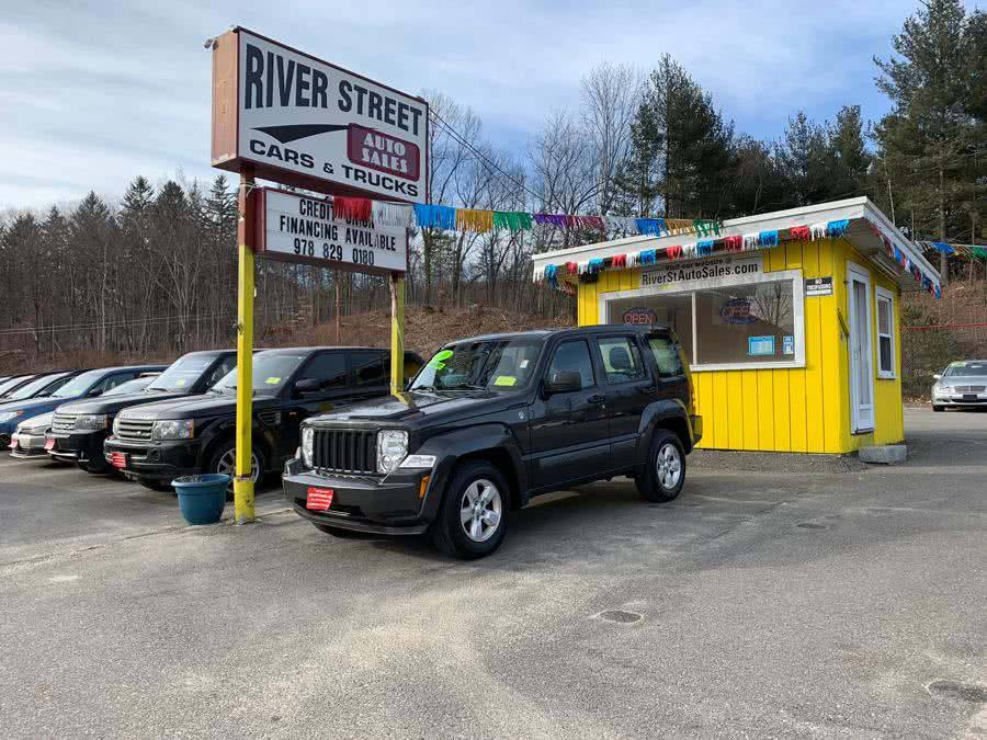 Used Jeep Liberty 4WD 4dr Sport 2011 | River Street Auto Sales. Fitchburg, Massachusetts