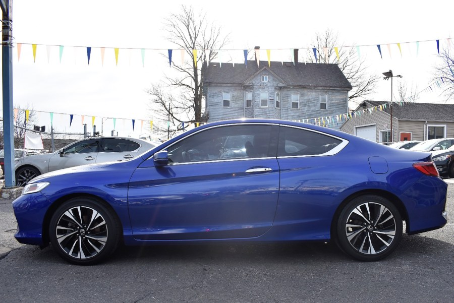 2016 Honda Accord Coupe 2dr I4 CVT EX-L, available for sale in Hartford, Connecticut | VEB Auto Sales. Hartford, Connecticut