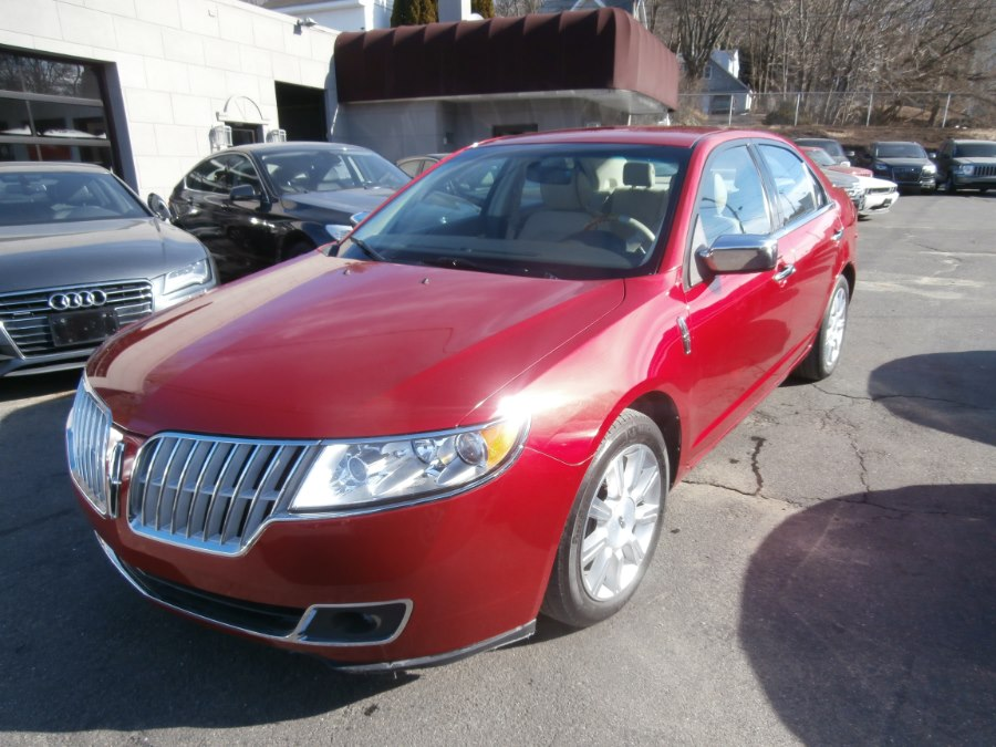 2012 Lincoln MKZ 4dr Sdn FWD, available for sale in Waterbury, Connecticut | Jim Juliani Motors. Waterbury, Connecticut