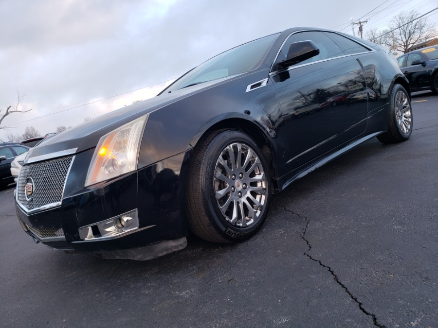 2012 Cadillac CTS Coupe 2dr Cpe Performance AWD, available for sale in West Chester, Ohio | Decent Ride.com. West Chester, Ohio
