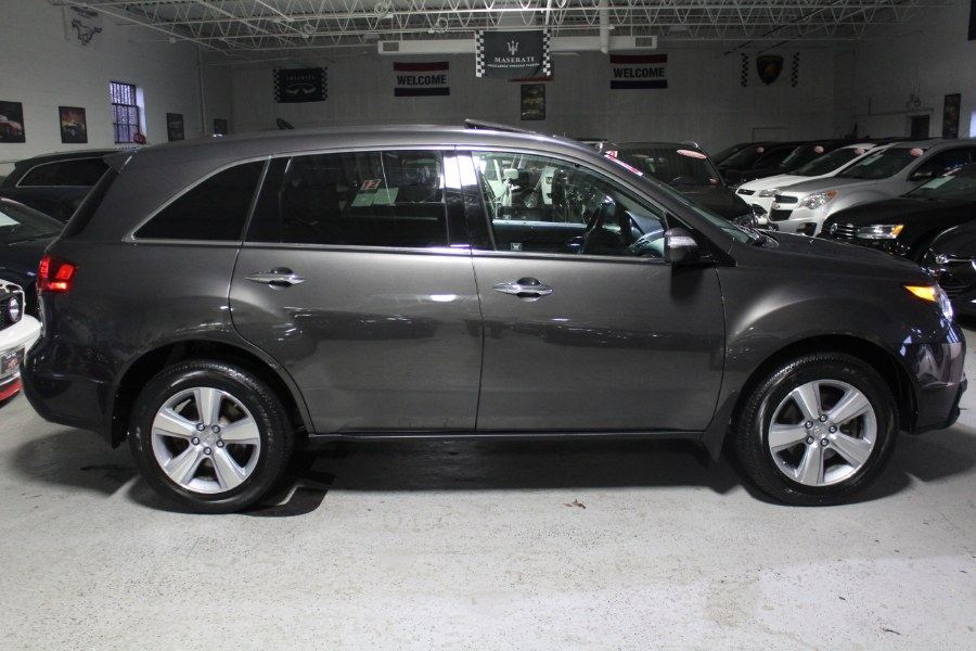 2012 Acura MDX AWD 4dr Tech/Entertainment Pkg, available for sale in Deer Park, New York | Car Tec Enterprise Leasing & Sales LLC. Deer Park, New York