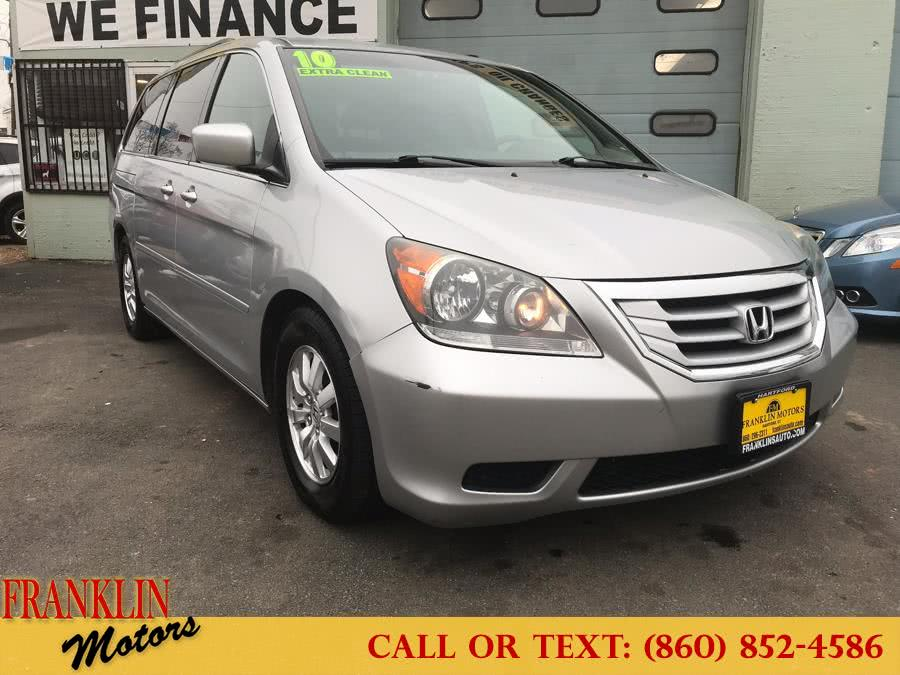 2010 Honda Odyssey 5dr EX, available for sale in Hartford, CT