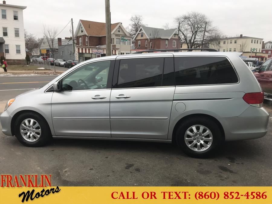 2010 Honda Odyssey 5dr EX, available for sale in Hartford, Connecticut | Franklin Motors Auto Sales LLC. Hartford, Connecticut