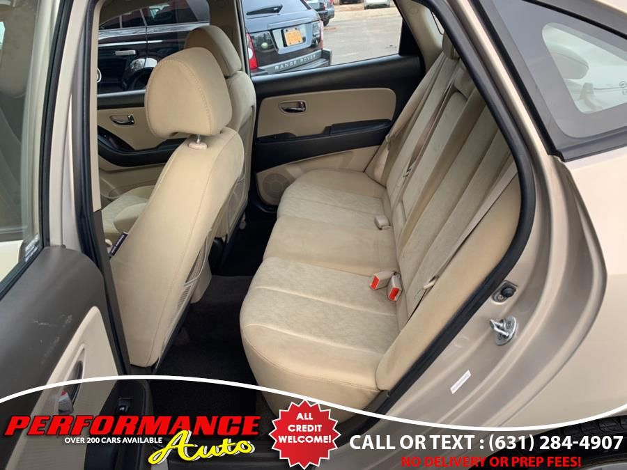 Used Hyundai Elantra 4dr Sdn Auto GLS PZEV 2010   Performance Auto Inc. Bohemia, New York