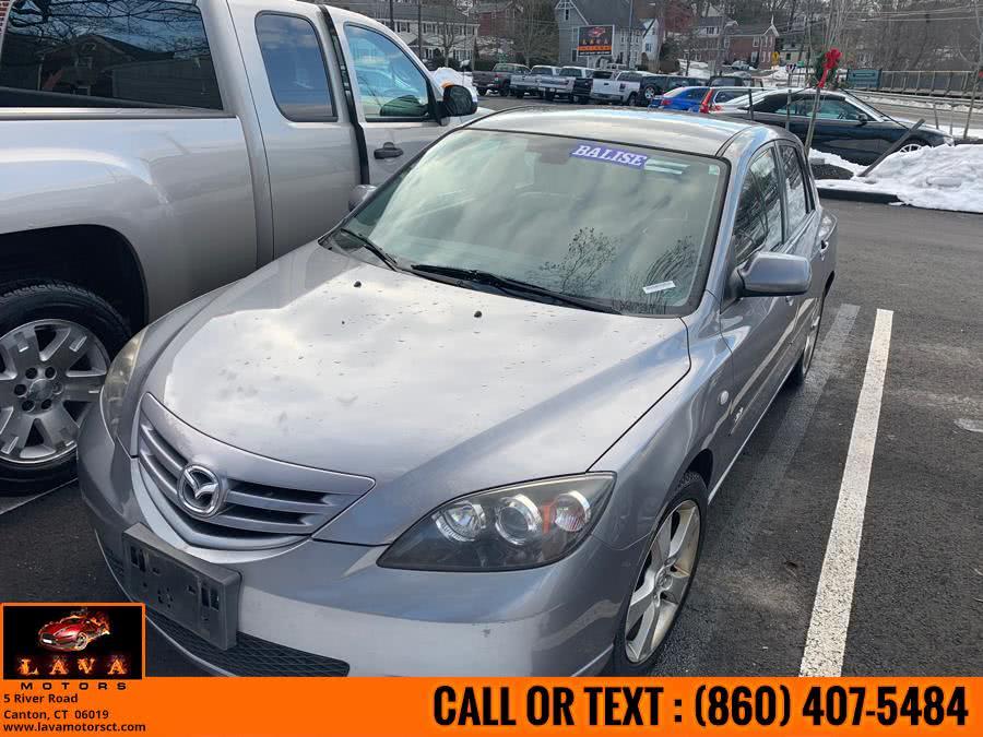 Used 2006 Mazda Mazda3 in Canton, Connecticut | Lava Motors. Canton, Connecticut