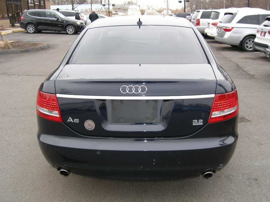 2008 Audi A6 4dr Sdn 3.2L quattro, available for sale in Stratford, Connecticut | Wiz Leasing Inc. Stratford, Connecticut