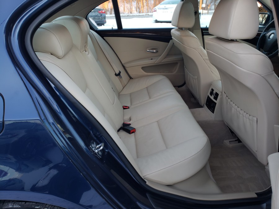 2008 BMW 5 Series 4dr Sdn 535xi AWD, available for sale in East Windsor, Connecticut   Toro Auto. East Windsor, Connecticut