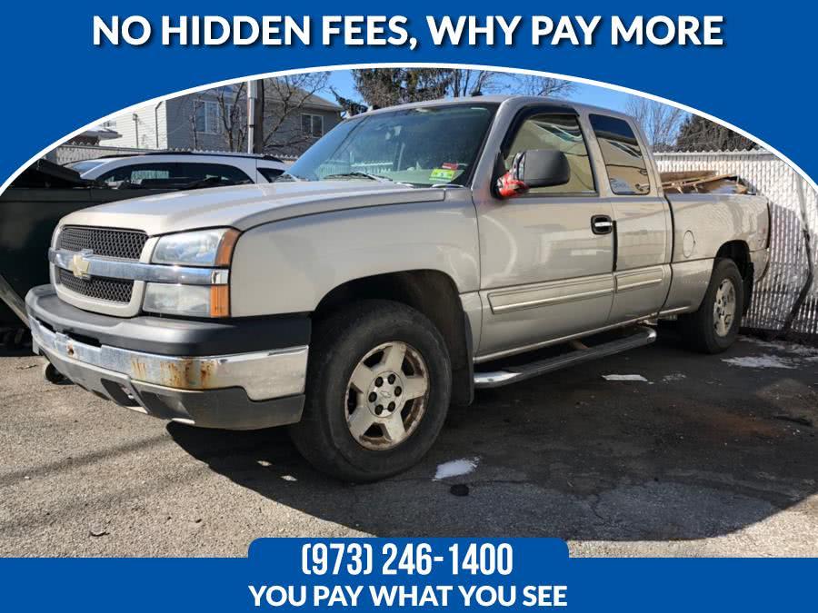 Used 2004 Chevrolet Silverado 1500 in Lodi, New Jersey | Route 46 Auto Sales Inc. Lodi, New Jersey