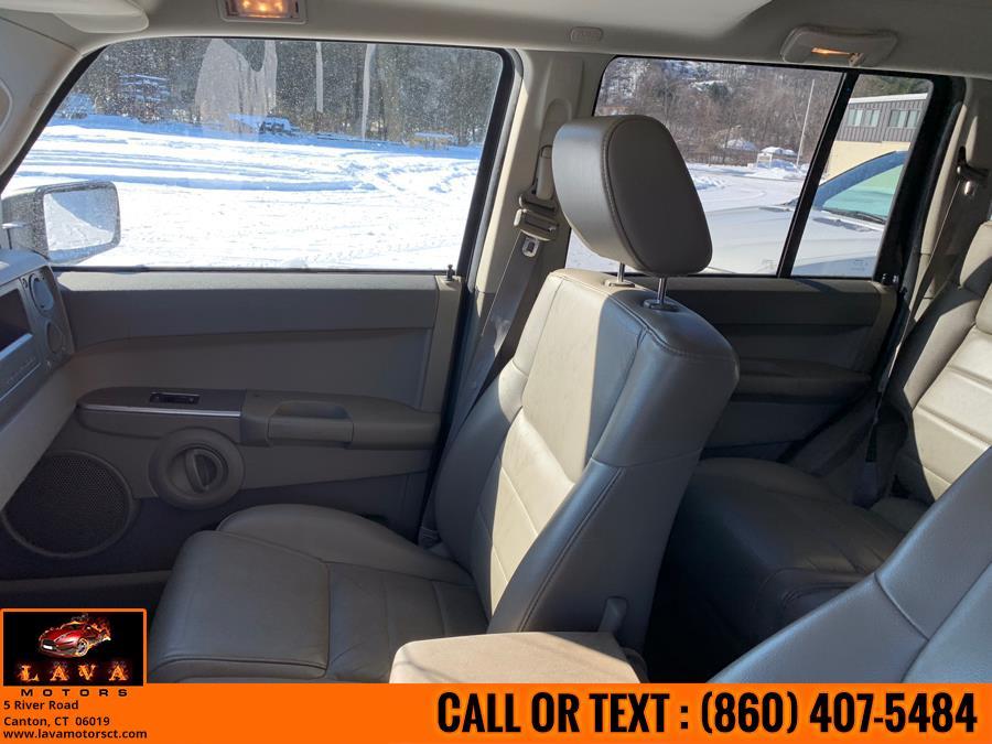 2006 Jeep Commander 4dr 4WD, available for sale in Canton, Connecticut | Lava Motors. Canton, Connecticut