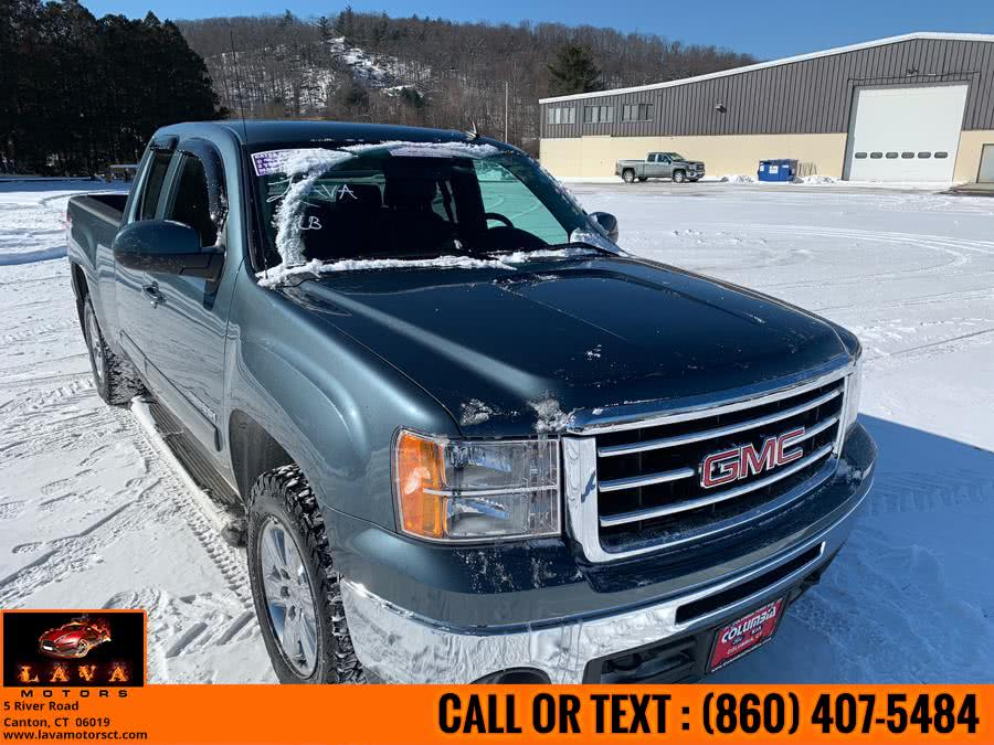 Used 2013 GMC Sierra 1500 in Canton, Connecticut | Lava Motors. Canton, Connecticut