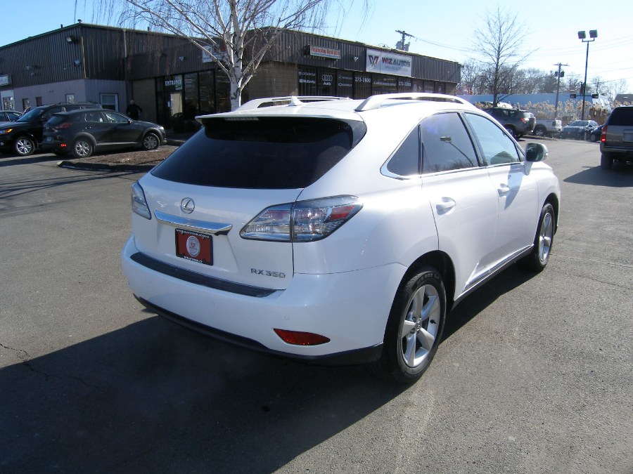 2012 Lexus RX 350 AWD 4dr, available for sale in Stratford, Connecticut | Wiz Leasing Inc. Stratford, Connecticut