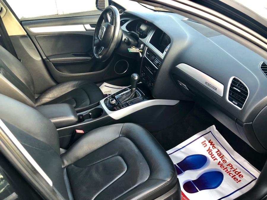 2010 Audi A4 4dr Sdn Auto quattro 2.0T Premium  Plus, available for sale in Waterbury, Connecticut   Apex  Automotive. Waterbury, Connecticut
