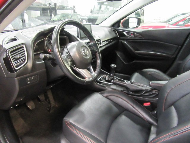 2016 Mazda Mazda3 5dr HB Man i Grand Touring, available for sale in Danbury, Connecticut | Performance Imports. Danbury, Connecticut