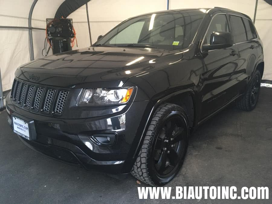 2015 Jeep Grand Cherokee 4WD 4dr Altitude, available for sale in Bohemia, New York | B I Auto Sales. Bohemia, New York