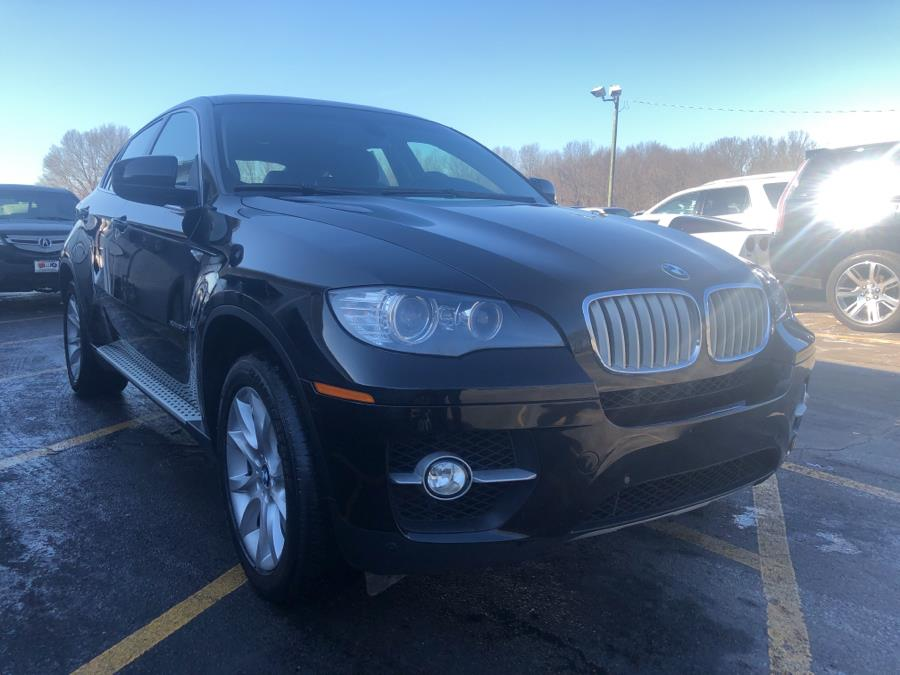 2011 BMW X6 AWD 4dr 50i, available for sale in Middletown, Connecticut   RT 3 AUTO MALL LLC. Middletown, Connecticut