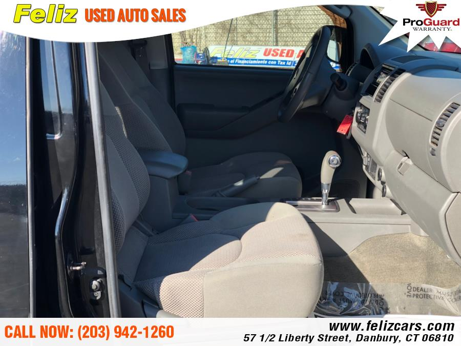 2006 Nissan Frontier SE Crew Cab V6 Auto 4WD, available for sale in Danbury, Connecticut   Feliz Used Auto Sales. Danbury, Connecticut