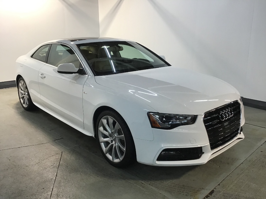 2016 Audi A5 2dr Cpe Man Premium Plus, available for sale in Hillside, New Jersey | M Sport Motor Car. Hillside, New Jersey