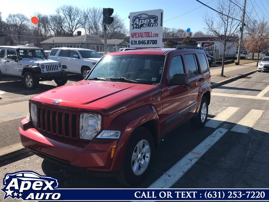 Used Jeep Liberty 4WD 4dr Sport 2009 | Apex Auto. Selden, New York