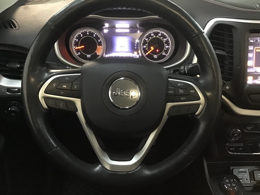 2015 Jeep Cherokee Trailhawk, available for sale in Lodi, New Jersey | European Auto Expo. Lodi, New Jersey