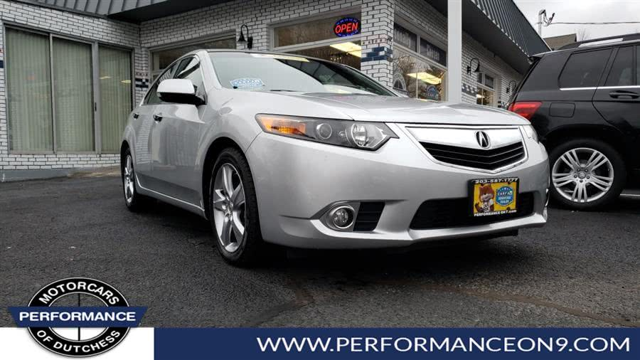 Used 2012 Acura TSX in Wappingers Falls, New York | Performance Motorcars Inc. Wappingers Falls, New York