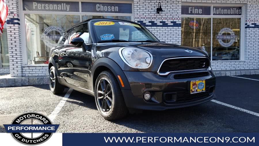 Used 2015 MINI Cooper Paceman in Wappingers Falls, New York | Performance Motorcars Inc. Wappingers Falls, New York