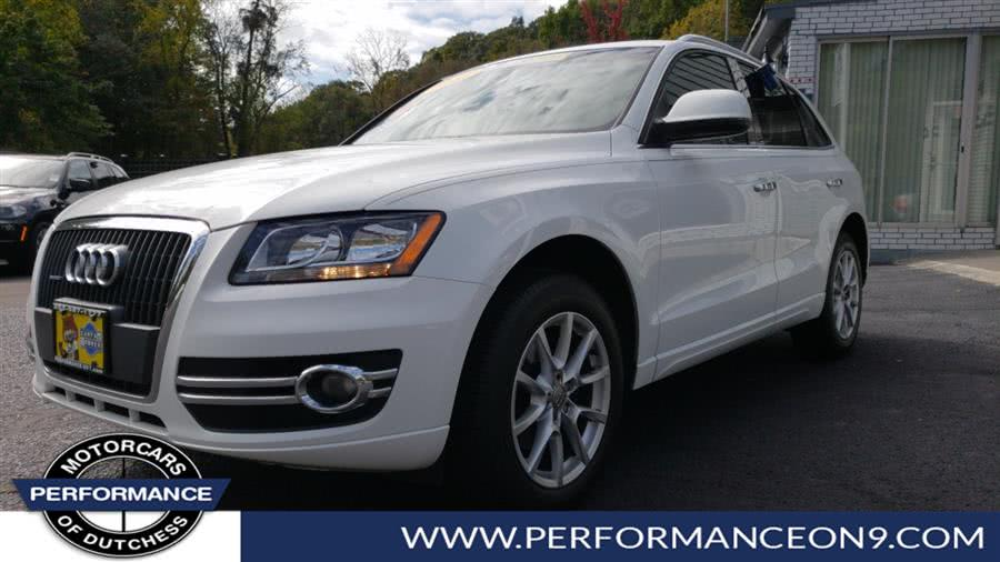 Used Audi Q5 quattro 4dr 2.0T Premium 2011 | Performance Motorcars Inc. Wappingers Falls, New York