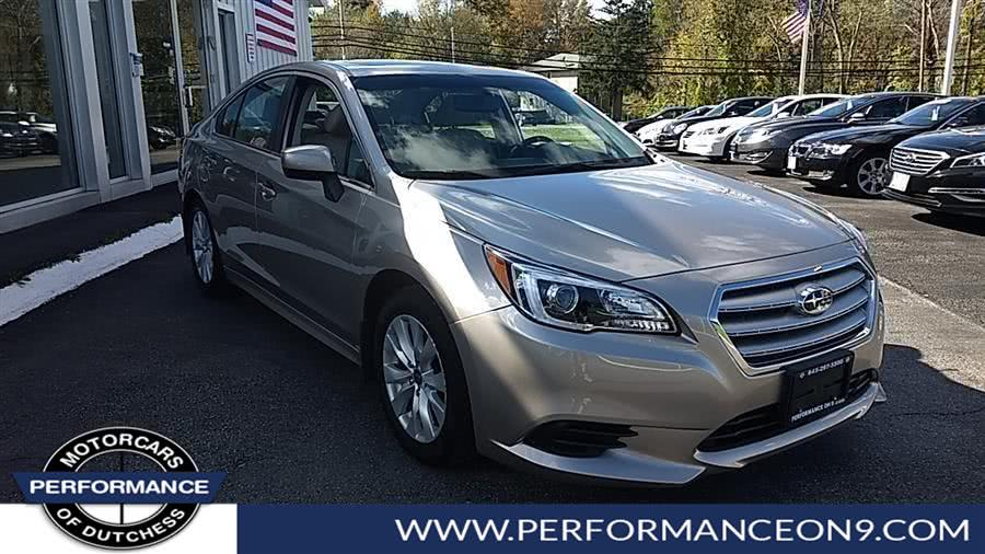 Used 2015 Subaru Legacy in Wappingers Falls, New York | Performance Motorcars Inc. Wappingers Falls, New York