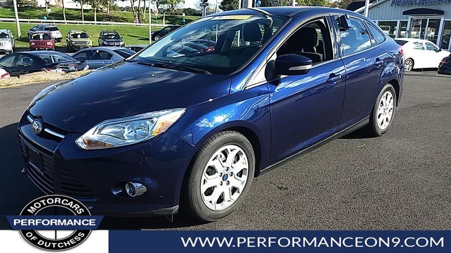 Used 2012 Ford Focus in Wappingers Falls, New York | Performance Motorcars Inc. Wappingers Falls, New York