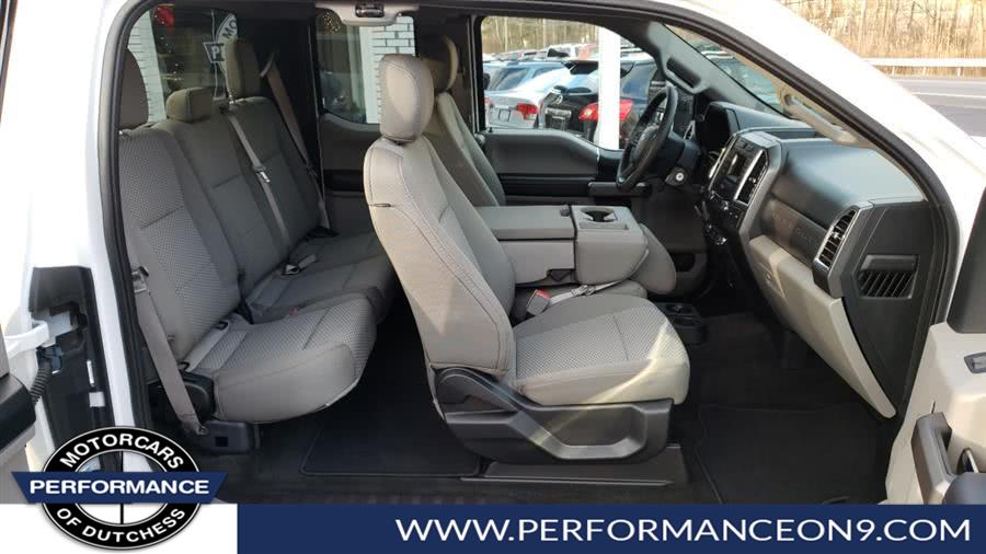 2018 Ford Super Duty F-250 SRW XL 4WD SuperCab 8'' Box, available for sale in Wappingers Falls, New York | Performance Motorcars Inc. Wappingers Falls, New York