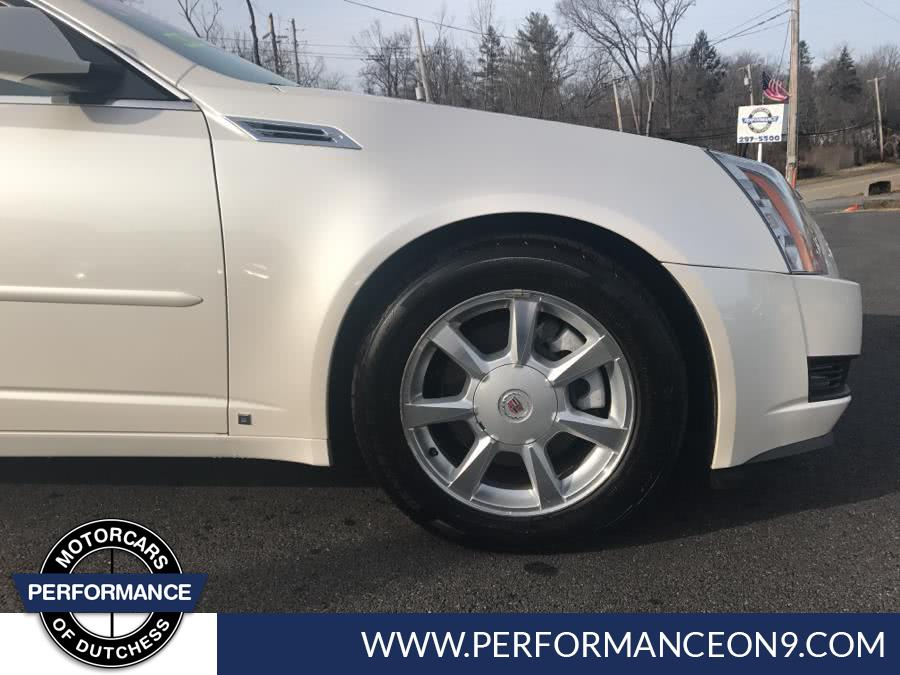 2008 Cadillac CTS 4dr Sdn AWD w/1SA, available for sale in Wappingers Falls, New York | Performance Motorcars Inc. Wappingers Falls, New York